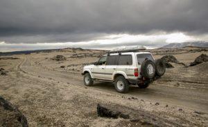 toyota jeep im gelände