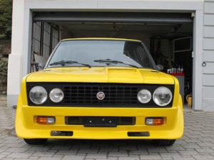 FIAT-Werkstatt in Langendorfer Berg